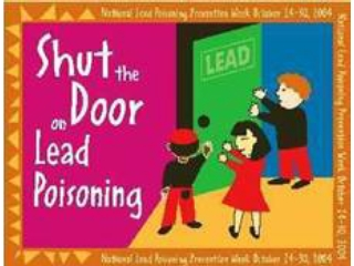 Shut the Door on Lead Poisoning